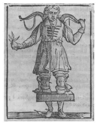 "Cesare Ripa, ""Matrimonio"" in ICONOLOGIA, 1613"