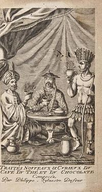 Traites nouveaux & curieux du cafe du the et du chocolate, 1685