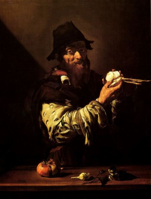 Ribera, Allegory_of_Smell, 1615-6